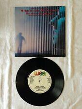 "Mike & The Mechanics - Silent Running - 7"" U.K Picture Sleeve Black Vinyl"