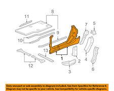 Chevrolet GM OEM 05-13 Corvette-Aperture Panel Right 25946361