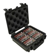 New Ammo Box .22LR Utility Case Range Storage Hard Shell Waterproof Dry Rimfire