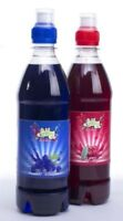 Lickleys Create Your Own Slush Syrup Twin Pack Slush Puppies Slurpee style syrup