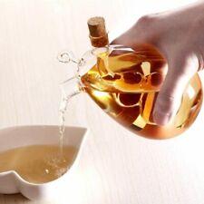 Oil Glass Bottle Anti Leak Condiment Sauce Vinegar Barbecue Pot Kitchen Tool