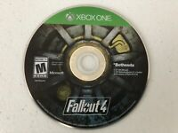 Fallout 4 - Xbox One - Cleaned & Tested