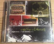 Audio Alchemy - Experiments In Beat Reconstruction Ubiquity VGC CD FAST UK POST