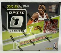 Live Hobby Box Break 2019-2020 Donruss Optic Basketball FOTL Random Team Break