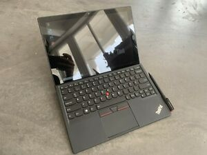 Lenovo THINKPAD X1 Tablette m5 6Y57 8GB RAM 256GB SSD 2160x1440 Win 10 Actif Pen
