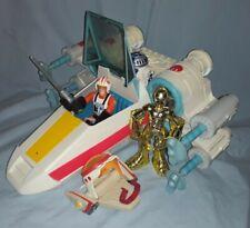 Star Wars Galactic Heroes Playskool  X-Wing Adventure Hasbro Figure Set 2004