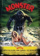 Dvd Monster- Esseri ignoti dai profondi abissi - (1980) .....NUOVO