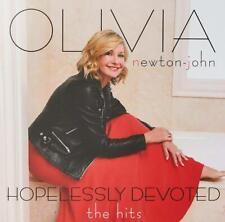 OLIVIA NEWTON JOHN - HOPELESSLY DEVOTED : THE HITS CD ~ GREATEST~BEST OF *NEW*