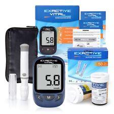 The Exactive Vital Blood Glucose Meter CE FDA Certified
