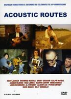 Bert Jansch And Friends - Acoustic Routes (NEW DVD)