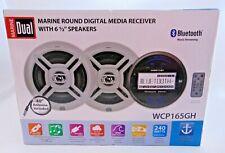 DUAL AMCP500BT Marine Digital Media Receiver Bluetooth  6.5