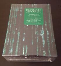 The Ultimate Matrix Collection (DVD, 10-Disc Set) complete trilogy movies NEW