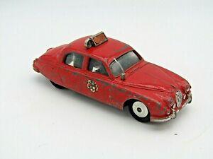 Corgi Toys 213S Jaguar 2.4 Litre Fire Chief's Car