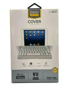 ZAGG Folio Case, Hinged with Bluetooth Keyboard for iPad mini