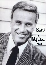 Richard Anderson The Six Million Dollar Man Bionic Woman Signed Autograph Photo
