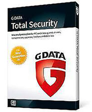 G Data Total Security 2018 - 1 PC - 1 Year - Key Code - Same Day USA - GDTC1811