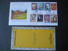 Beautiful India 2016 First Day Cover w/brochure on Personalities of Bihar