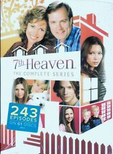 7th Heaven: The Complete TV Series DVD Box Set Brand New Free Shipping
