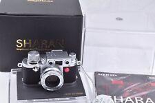 Sharan Leica 3f IIIf MODEL Miniature MINOX Camera Made In JAPAN MINT A03363