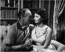 8x10 Original Photo Sophia Loren That Kind of Woman 1959 #AF028
