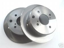 2 x OE Spec Quality Rear Brake Discs- For R33 GTS Skyline RB25DE Non Turbo