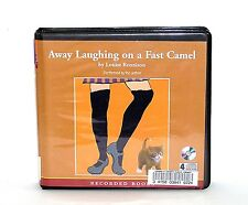 BOOK/AUDIOBOOK CD Age 12+ AWAY LAUGHING ON A FAST CAMEL