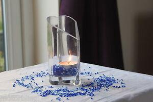 2000 x MIXED BLUE 4.5MM CHRISTENING DIAMOND CONFETTI TABLE DECORATION UK SELLER
