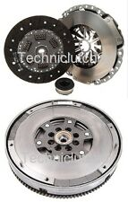 DUAL MASS FLYWHEEL DMF AND COMPLETE CLUTCH KIT FOR AUDI A6 2.5 TDI 240MM