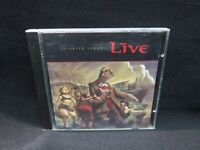 Live - Throwing Copper - NM - NEW CASE!!!