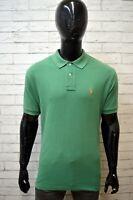 Polo Uomo Maglia RALPH LAUREN Taglia XL Shirt Man Herren Poloshirt Camicia
