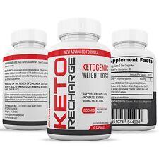 Keto BHB Salts Exogenous Ketones MCT Apple Cider Vinegar Weight Loss Diet Pills