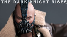 The Dark Knight Rises Bane Mask Helmet Costume Props Scary Halloween Adult Kids