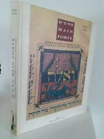 D'Une Mano Muerto M. Garel Manuscritos Hebreo Collections Franceses 1991