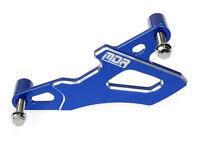 MDR Front sprocket cover KX 125 03-08, KX 250 05-08, KXF 450 06-ON Blue MDSC6041