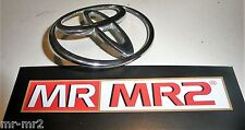 Toyota MR2 MK2 Front Nose Cone Bumper Toyota Badge - Mr MR2 Used Parts 1989-1999