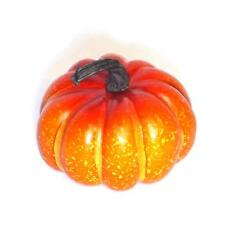 Artificial Mini Pumpkin 4-inch Plastic Decorative Fruit Vegetable Fake Pumpkins