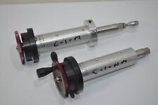 """UltraMotion Precision Linear Actuator Crank Dial (0""""-2"""")  LOT of 2   7 inch"""