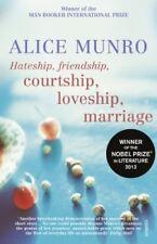Hateship, Friendship, Courtship, Loveship, Marriage,Alice Munro