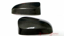 REAL GLOSSY CARBON FIBER SIDE MIRROR COVER 14-17 TOYOTA CAMRY XV50 US VERSION