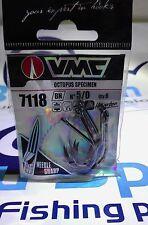 VMC Hook 7118 - Octopus Specimen Fishing style(s): Big Game, Catfish SIZE: 5/0