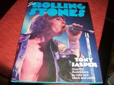 The Rolling Stones by Tony Jasper (1976, Book, Illustrated)