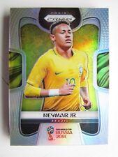 Neymar Jr Brasil Rusia 2018 Panini Prizm Copa Del Mundo Fútbol Refractor