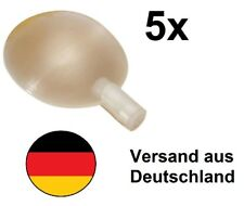 Quietscher 35 mm zum Einnähen Lärmmacher für Hundespielzeug Kuscheltier nähen