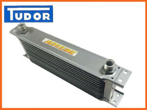 13 Row Oil Cooler for Classic/Kit  Cars with 1/2 inch BSP fittings. High Spec