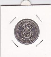 One shilling Großbritannien 1948 Georg VI Great Britain