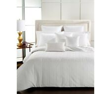 Hotel Collection Embroidered Sonnet Euro European Sham White