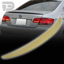 SHIP FROM LA~ PERFORMANCE TYPE BMW 3-SER E92 BOOT REAR TRUNK SPOILER 2D COUPE