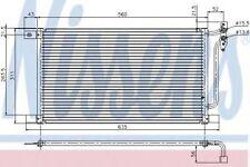 Nissens Condenser, AC air conditioning 94527 Replaces 6453.8.377.648,8.377.648