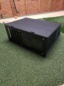 Projector Case for Golf Simulators Floor Mounted Protection