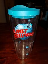 TUMBLER GOBELET TERVIS PLANET HOLLYWOOD COMME NEUF